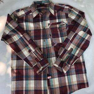 Oakley - Long Sleeve Plaid Shirt